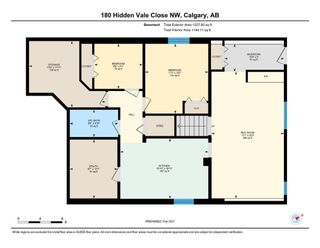 Photo 49: 180 Hidden Vale Close NW in Calgary: Hidden Valley Detached for sale : MLS®# A1071252