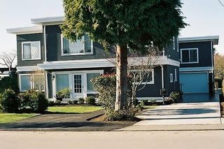 Photo 1: 1533 Brearley Street in White Rock: Home for sale : MLS®# F2624493