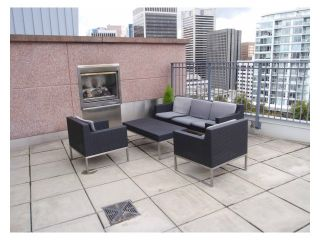 """Photo 14: # 403 1205 W HASTINGS ST in Vancouver: Coal Harbour Condo for sale in """"Cielo Coal Harbour"""" (Vancouver West)  : MLS®# V1014869"""