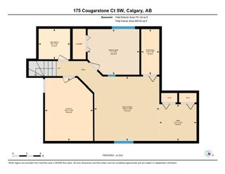 Photo 34: 175 Cougarstone Court SW in Calgary: Cougar Ridge Detached for sale : MLS®# A1130400