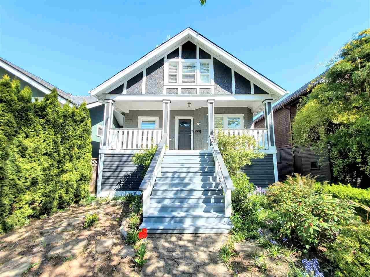 Main Photo: 2159 W 45TH Avenue in Vancouver: Kerrisdale House for sale (Vancouver West)  : MLS®# R2571281