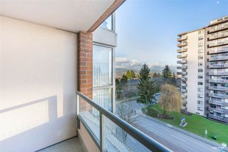 """Photo 19: 708 4888 HAZEL Street in Burnaby: Forest Glen BS Condo for sale in """"NEWMARK"""" (Burnaby South)  : MLS®# R2543408"""