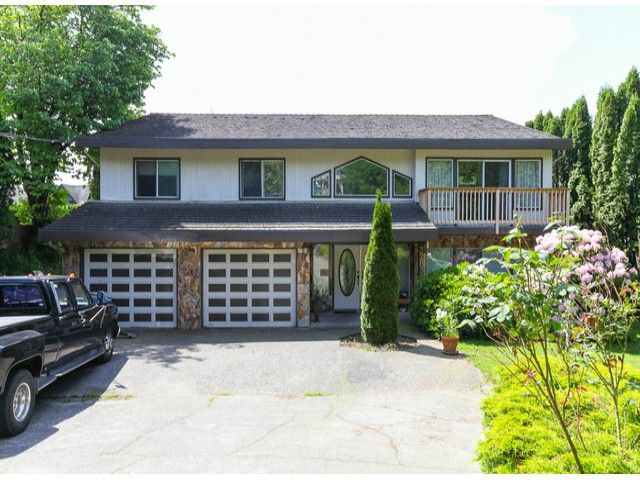 Main Photo: 32834 BEST AV in Mission: Mission BC House for sale : MLS®# F1412953