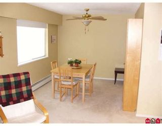 """Photo 3: 202 32885 GEORGE FERGUSON Way in Abbotsford: Central Abbotsford Condo for sale in """"Fairview Manor"""" : MLS®# F2821729"""