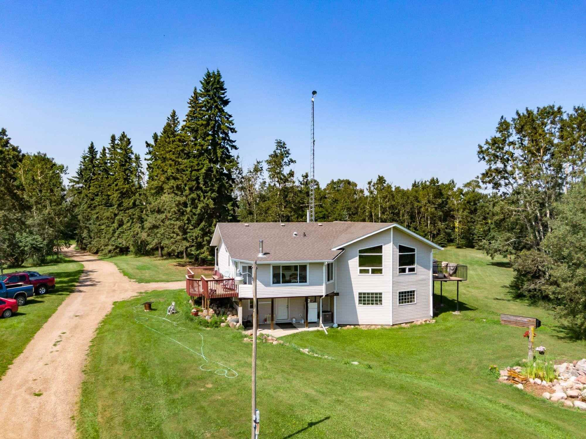 Main Photo: 461017A RR 262: Rural Wetaskiwin County House for sale : MLS®# E4255011