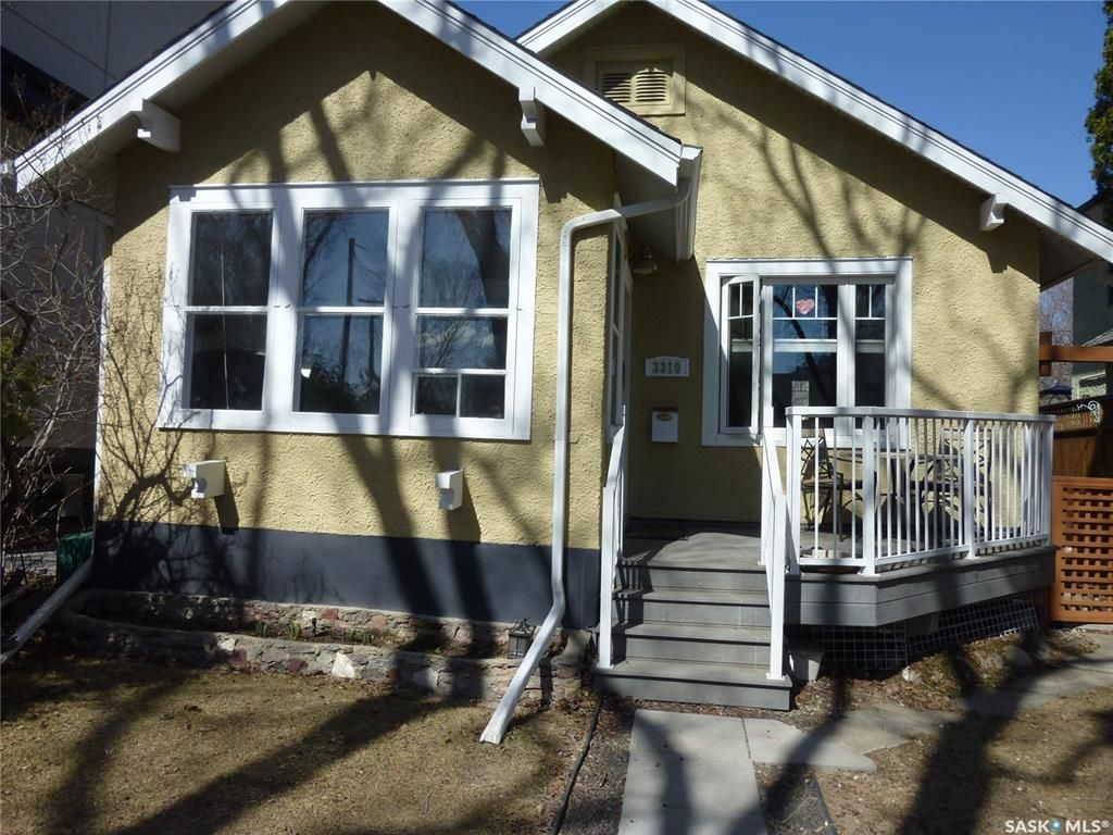 Main Photo: 3310 PIKE Avenue in Regina: Cathedral RG Residential for sale : MLS®# SK848994