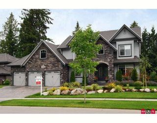 """Photo 1: 14425 32B Avenue in Surrey: Elgin Chantrell House for sale in """"ELGIN"""" (South Surrey White Rock)  : MLS®# F2914355"""