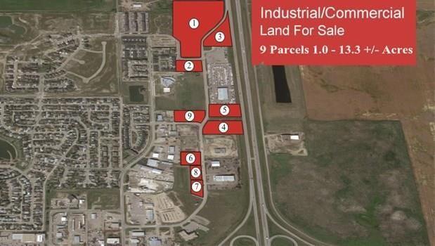 Main Photo: Industrial Park High River-Lot #5- 24 Street SE-High River-