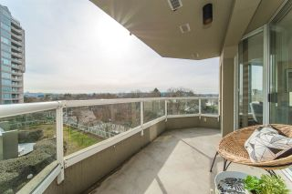 """Photo 15: 406 1135 QUAYSIDE Drive in New Westminster: Quay Condo for sale in """"ANCHOR POINT"""" : MLS®# R2445630"""