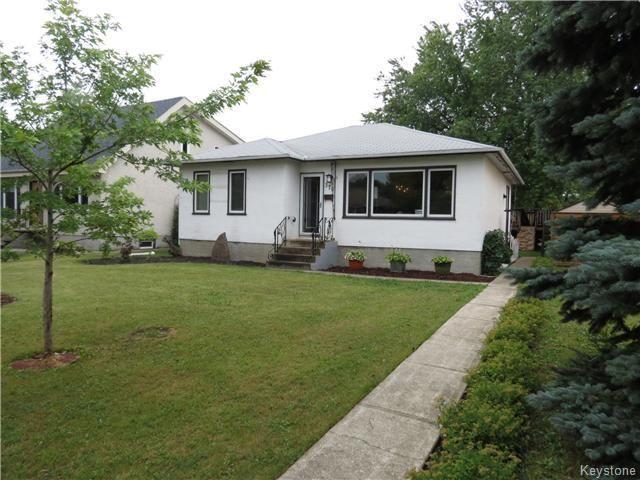 Main Photo: 370 Cabana Place in WINNIPEG: St Boniface Residential for sale (South East Winnipeg)  : MLS®# 1421943