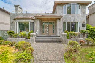 Main Photo: 7550 ARBUTUS Street in Vancouver: S.W. Marine House for sale (Vancouver West)  : MLS®# R2586457