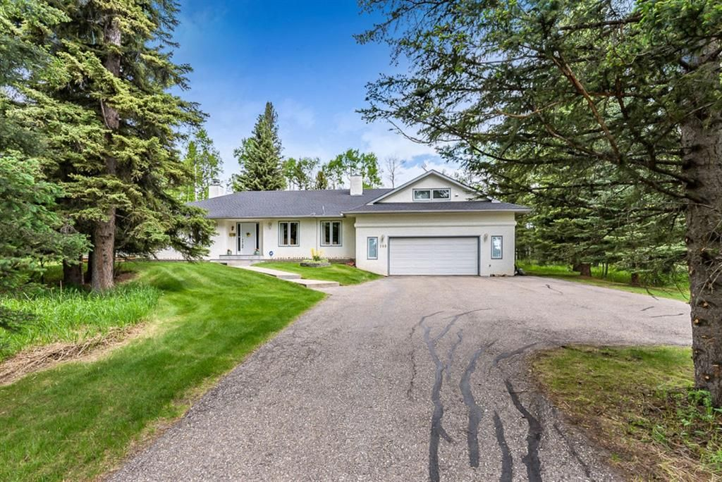 Main Photo: 108 Sunrise Way: Rural Foothills County Detached for sale : MLS®# A1090786