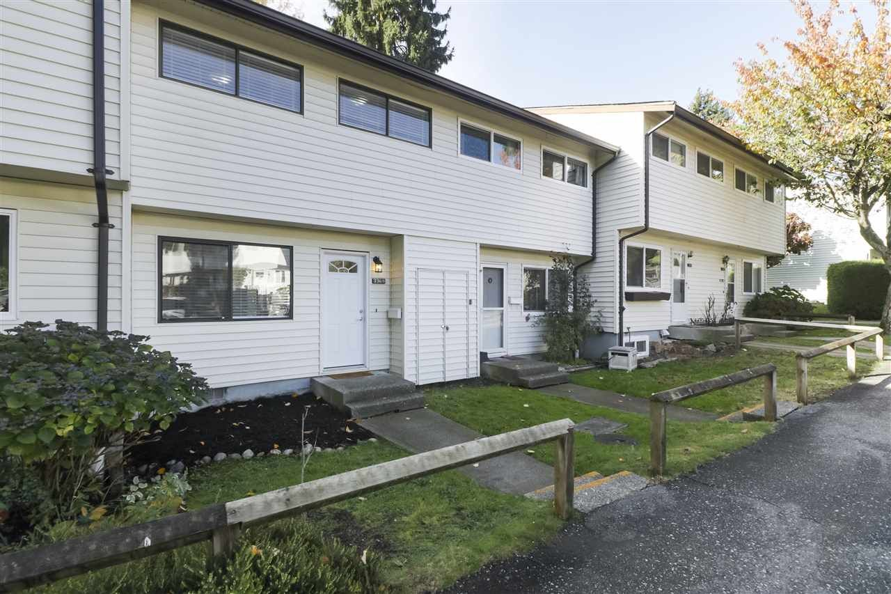 Main Photo: 3369 GANYMEDE DRIVE in Burnaby: Simon Fraser Hills Townhouse for sale (Burnaby North)  : MLS®# R2415378