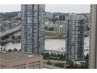 """Photo 1: 2802 930 CAMBIE Street in Vancouver: Yaletown Condo for sale in """"PACIFIC LANDMARK II"""" (Vancouver West)  : MLS®# V1072041"""