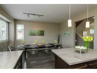 "Photo 5: 6 23986 104 Avenue in Maple Ridge: Albion Townhouse for sale in ""SPENCER BROOK"" : MLS®# V1066676"