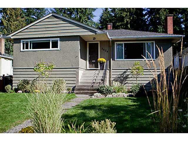 Main Photo: 3624 HENDERSON AVENUE in : Lynn Valley House for sale : MLS®# V1087597