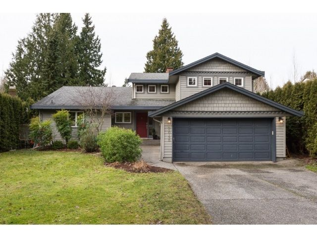 Main Photo: 2045 OCEAN CLIFF PLACE in Surrey: Crescent Bch Ocean Pk. House for sale (South Surrey White Rock)  : MLS®# R2027705