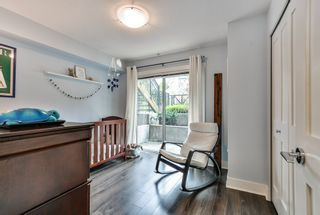 """Photo 17: 114 828 ROYAL Avenue in New Westminster: Downtown NW Townhouse for sale in """"BRICKSTONE WALK"""" : MLS®# R2161286"""