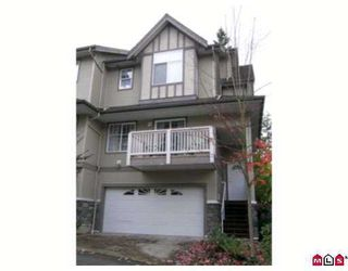"Photo 1: 15133 29A Ave in White Rock: King George Corridor Townhouse for sale in ""Stonewoods"" (South Surrey White Rock)  : MLS®# F2624847"
