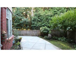 "Photo 19: # 53 5880 HAMPTON PL in Vancouver: University VW Townhouse for sale in ""THAMES COURT"" (Vancouver West)  : MLS®# V1029520"