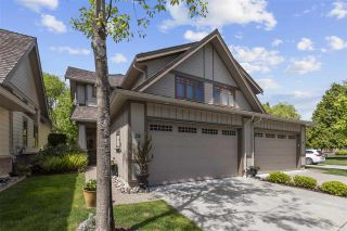 """Photo 1: 28 3109 161 Street in Surrey: Grandview Surrey Townhouse for sale in """"Wills Creek"""" (South Surrey White Rock)  : MLS®# R2577069"""