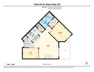 "Photo 24: 112 12248 224 Street in Maple Ridge: East Central Condo for sale in ""Urbano"" : MLS®# R2572985"