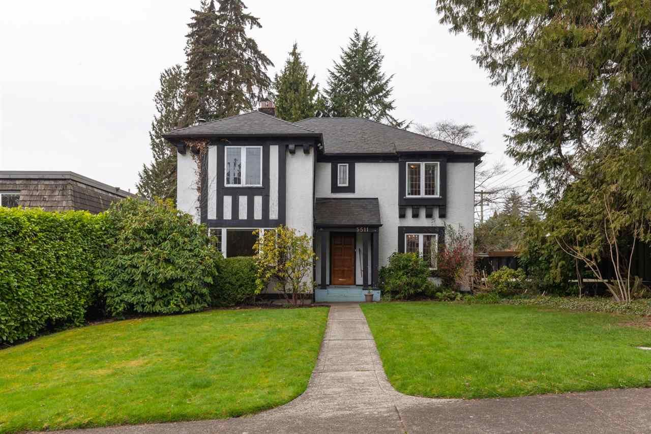 Main Photo: 5511 OLYMPIC Street in Vancouver: Dunbar House for sale (Vancouver West)  : MLS®# R2556141