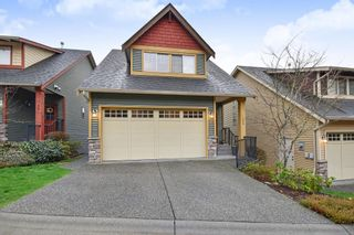 """Photo 1: 31 36169 LOWER SUMAS MTN Road in Abbotsford: Abbotsford East Townhouse for sale in """"Junction Creek"""" : MLS®# R2426451"""