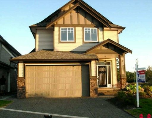 Main Photo: 21262 83A Avenue in Langley: Willoughby Heights House for sale : MLS®# F2913692