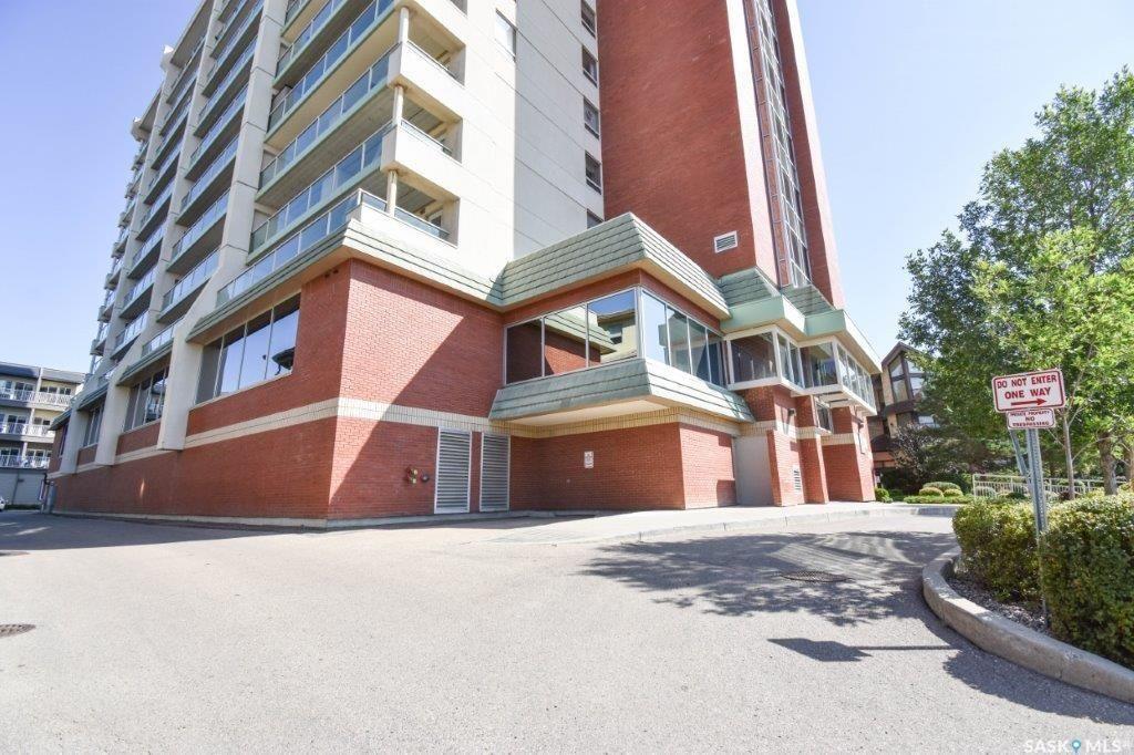 Main Photo: 507 2221 Adelaide Street East in Saskatoon: Nutana S.C. Residential for sale : MLS®# SK868025
