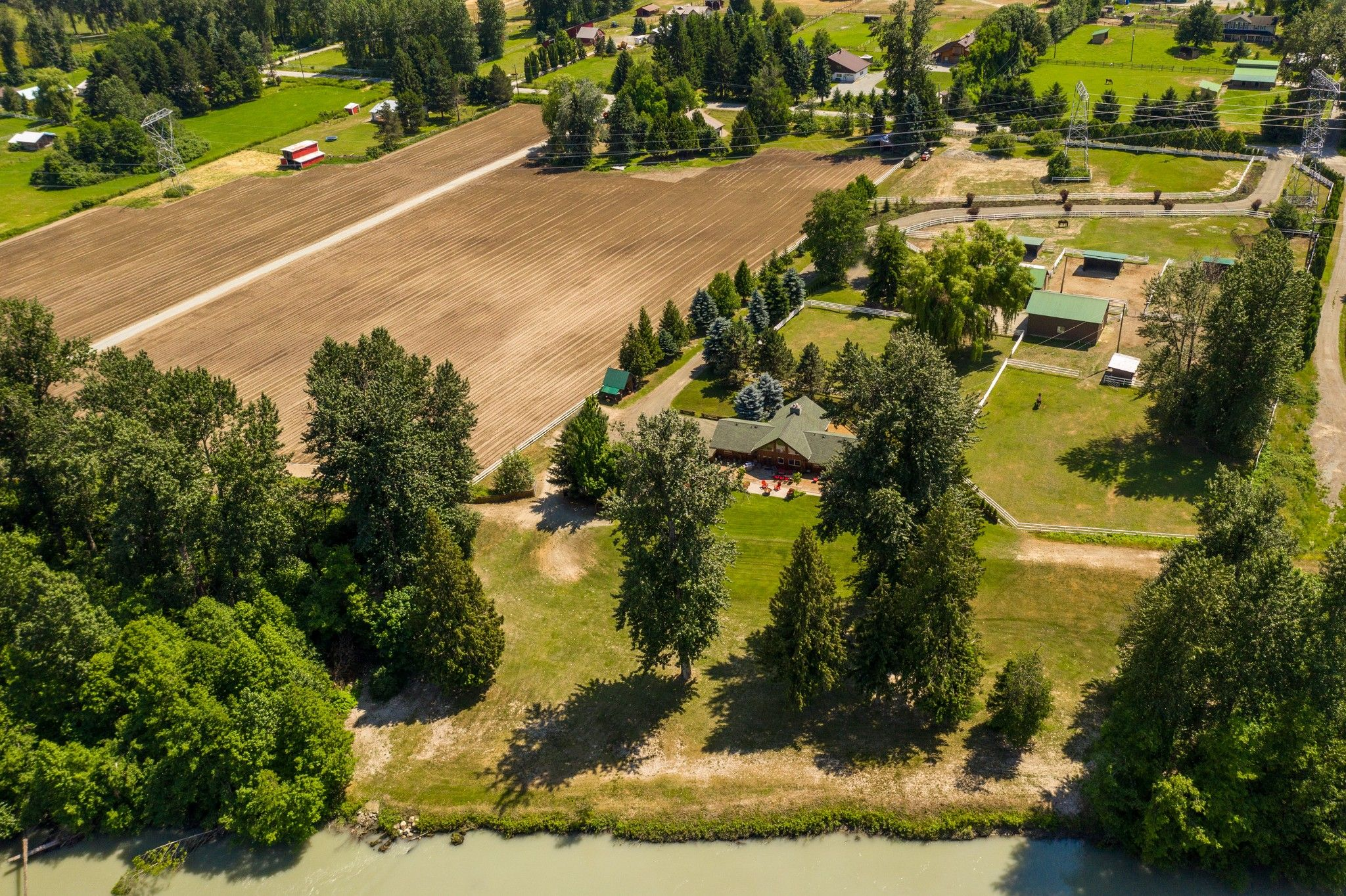 Photo 24: Photos: 1527 Fraser Road in Pembertin: House for sale