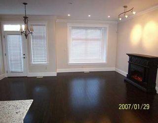 """Photo 4: 2349 8TH Ave in Vancouver: Kitsilano 1/2 Duplex for sale in """"KITSILANO"""" (Vancouver West)  : MLS®# V629618"""