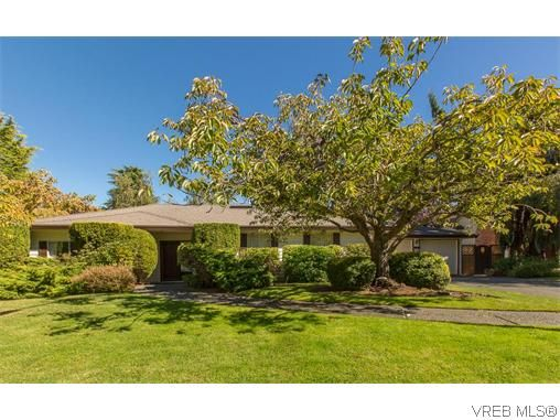Main Photo: 829 Leota Pl in VICTORIA: SE Cordova Bay House for sale (Saanich East)  : MLS®# 742454