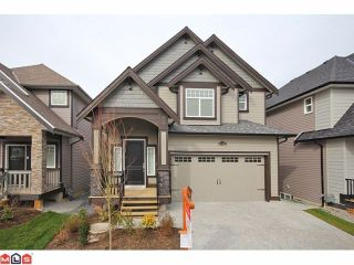 """Photo 1: 21051 80A AV in Langley: Willoughby Heights House for sale in """"Yorkson South"""" : MLS®# F1205658"""