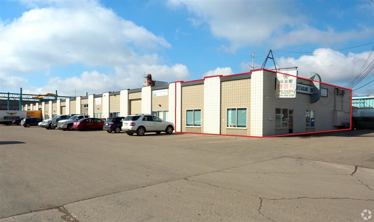 Main Photo: 9655 62 Avenue in Edmonton: Zone 41 Industrial for sale or lease : MLS®# E4234328