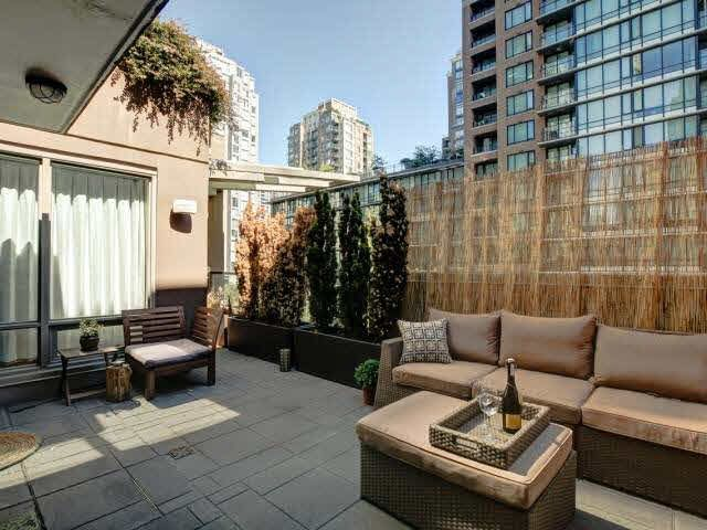 Main Photo: 519 1055 RICHARDS STREET in : Downtown VW Condo for sale : MLS®# V1136709