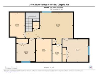 Photo 47: 240 Auburn Springs Close SE in Calgary: Auburn Bay Detached for sale : MLS®# C4297821