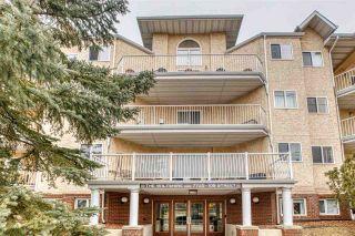 Photo 1: 402 7725 108 Street in Edmonton: Zone 15 Condo for sale : MLS®# E4234939