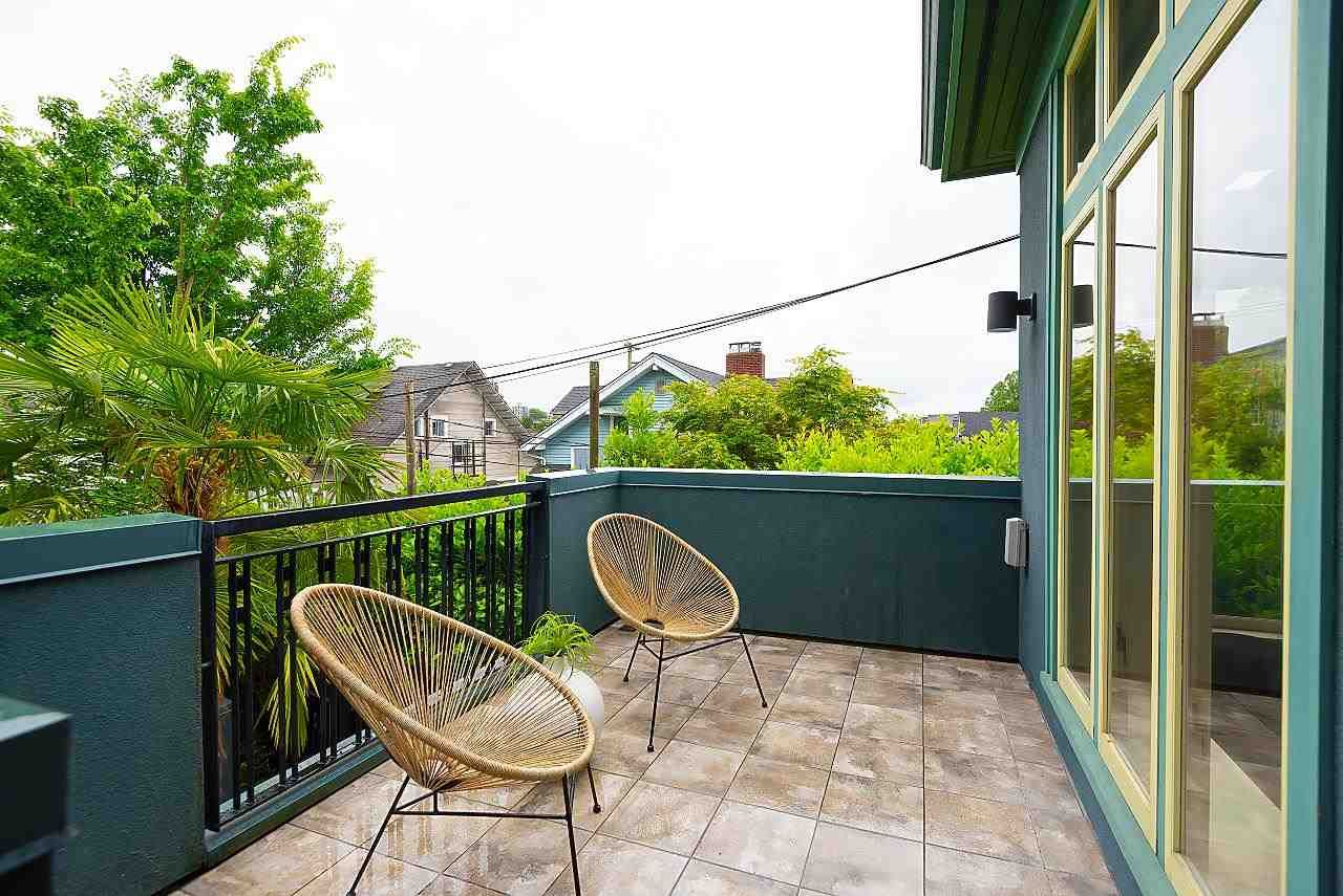 Photo 17: Photos: 1978 WHYTE Avenue in Vancouver: Kitsilano 1/2 Duplex for sale (Vancouver West)  : MLS®# R2586972