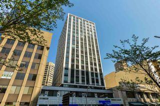 Photo 2: 709 10024 JASPER Avenue in Edmonton: Zone 12 Condo for sale : MLS®# E4253786