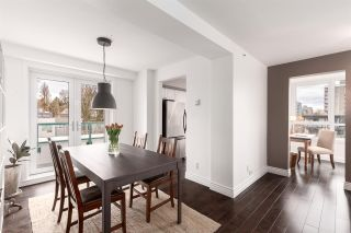 Photo 5: 406 2988 ALDER Street in Vancouver: Fairview VW Condo for sale (Vancouver West)  : MLS®# R2556084
