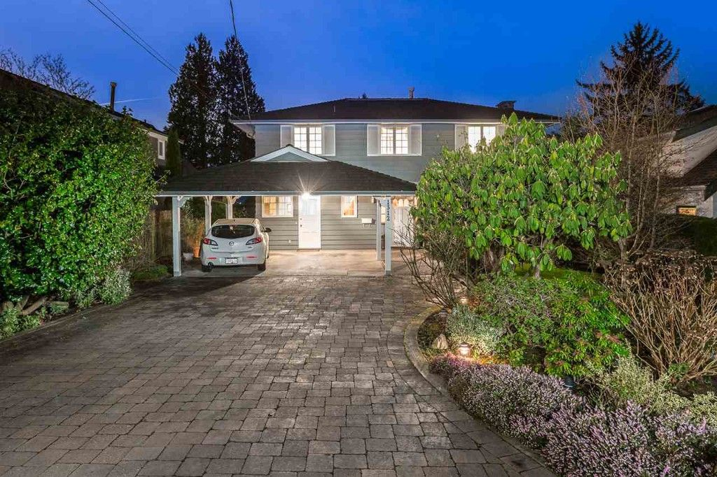Main Photo: 1312 Gordon Ave in West Vancouver: Ambleside House for sale : MLS®# R2035073
