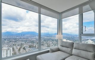 "Photo 4: 3901 5883 BARKER Avenue in Burnaby: Metrotown Condo for sale in ""ALDYANNE ON THE PARK"" (Burnaby South)  : MLS®# R2348636"