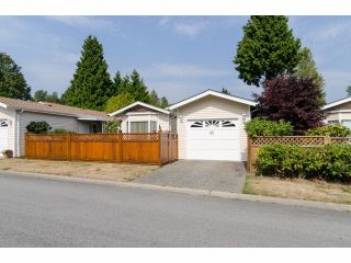 """Photo 1: 42 1400 164 Street in Surrey: King George Corridor House for sale in """"Gateway Gardens"""" (South Surrey White Rock)  : MLS®# F1419963"""