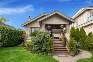 Main Photo: 3171 W 10TH Avenue in Vancouver: Kitsilano House for sale (Vancouver West)  : MLS®# R2573776