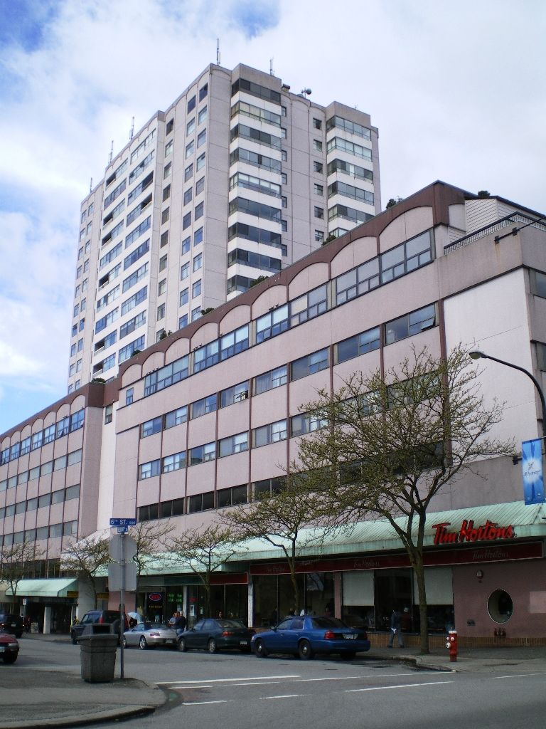 """Main Photo: # 1107 - 615 Belmont Street in New Westminster: Uptown NW Condo for sale in """"BELMONT TOWERS"""" : MLS®# V830209"""
