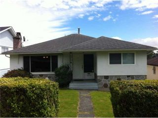 Photo 1: 2378 HARRISON Drive in Vancouver: Fraserview VE House for sale (Vancouver East)  : MLS®# V957604