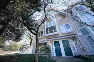"""Photo 1: 1 6588 SOUTHOAKS Crescent in Burnaby: Highgate Townhouse for sale in """"TUDOR GROVE"""" (Burnaby South)  : MLS®# R2343498"""