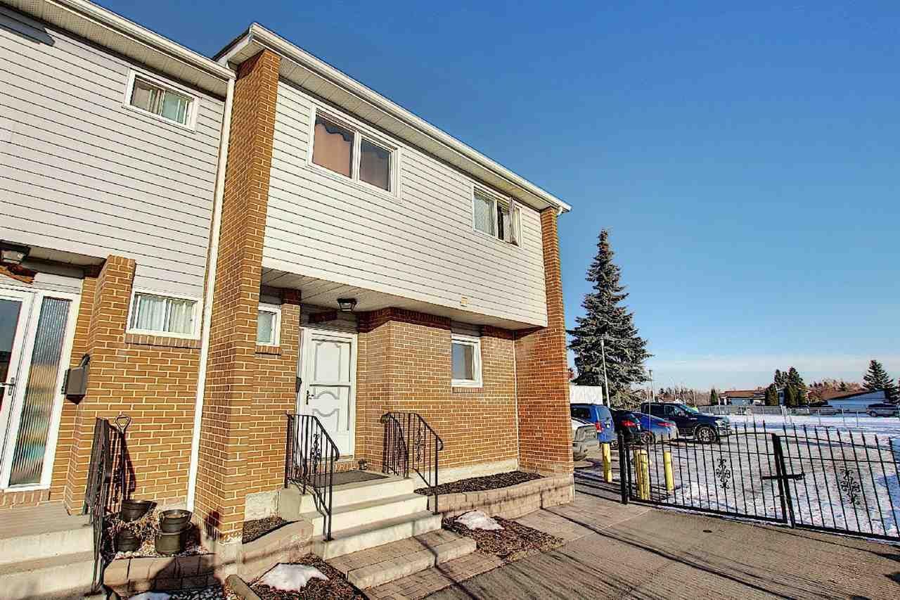 Main Photo: 13510 38 Street in Edmonton: Zone 35 Townhouse for sale : MLS®# E4224571