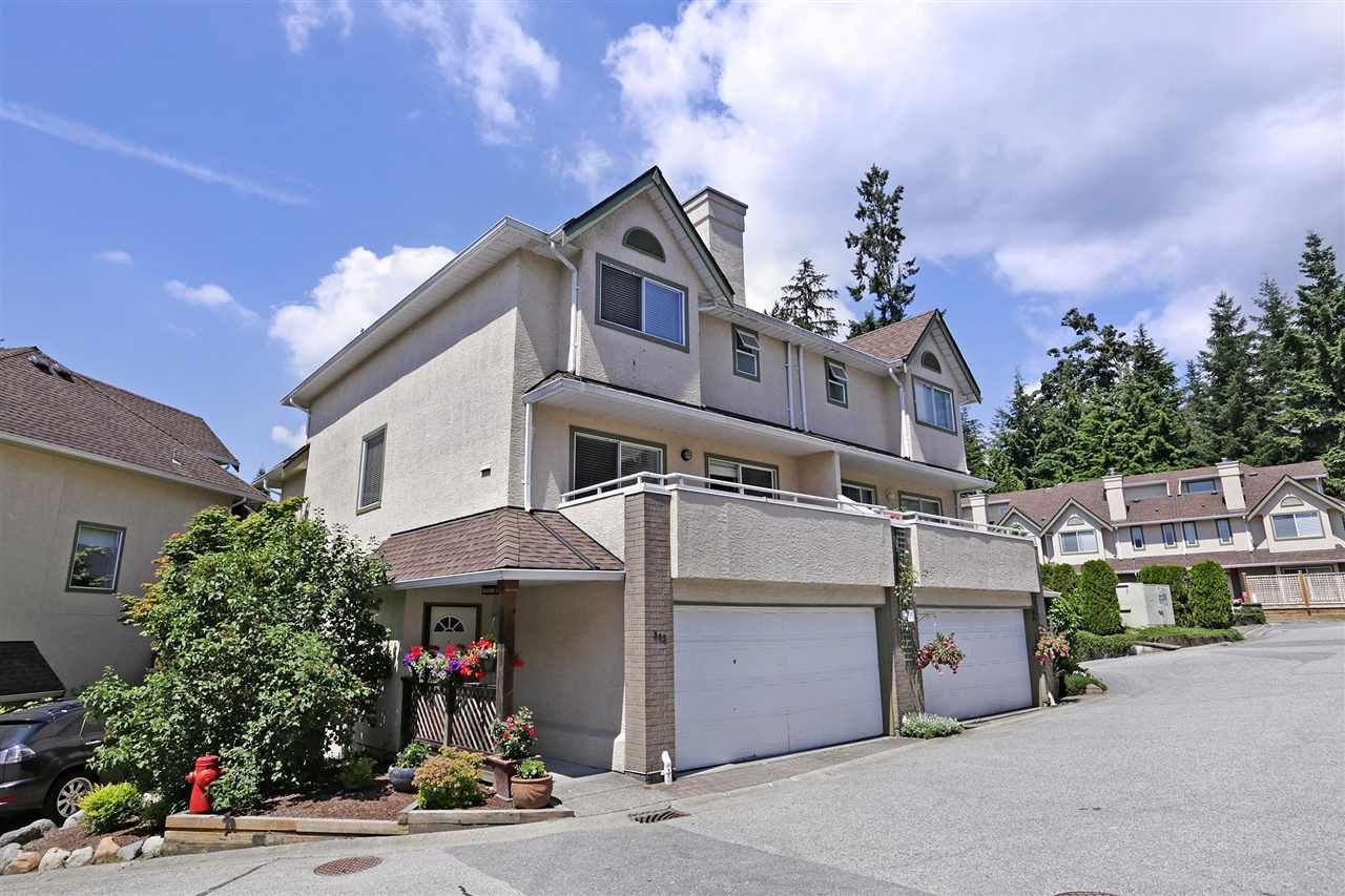 """Main Photo: 302 3980 INLET Crescent in North Vancouver: Indian River Townhouse for sale in """"PARKSIDE"""" : MLS®# R2187750"""